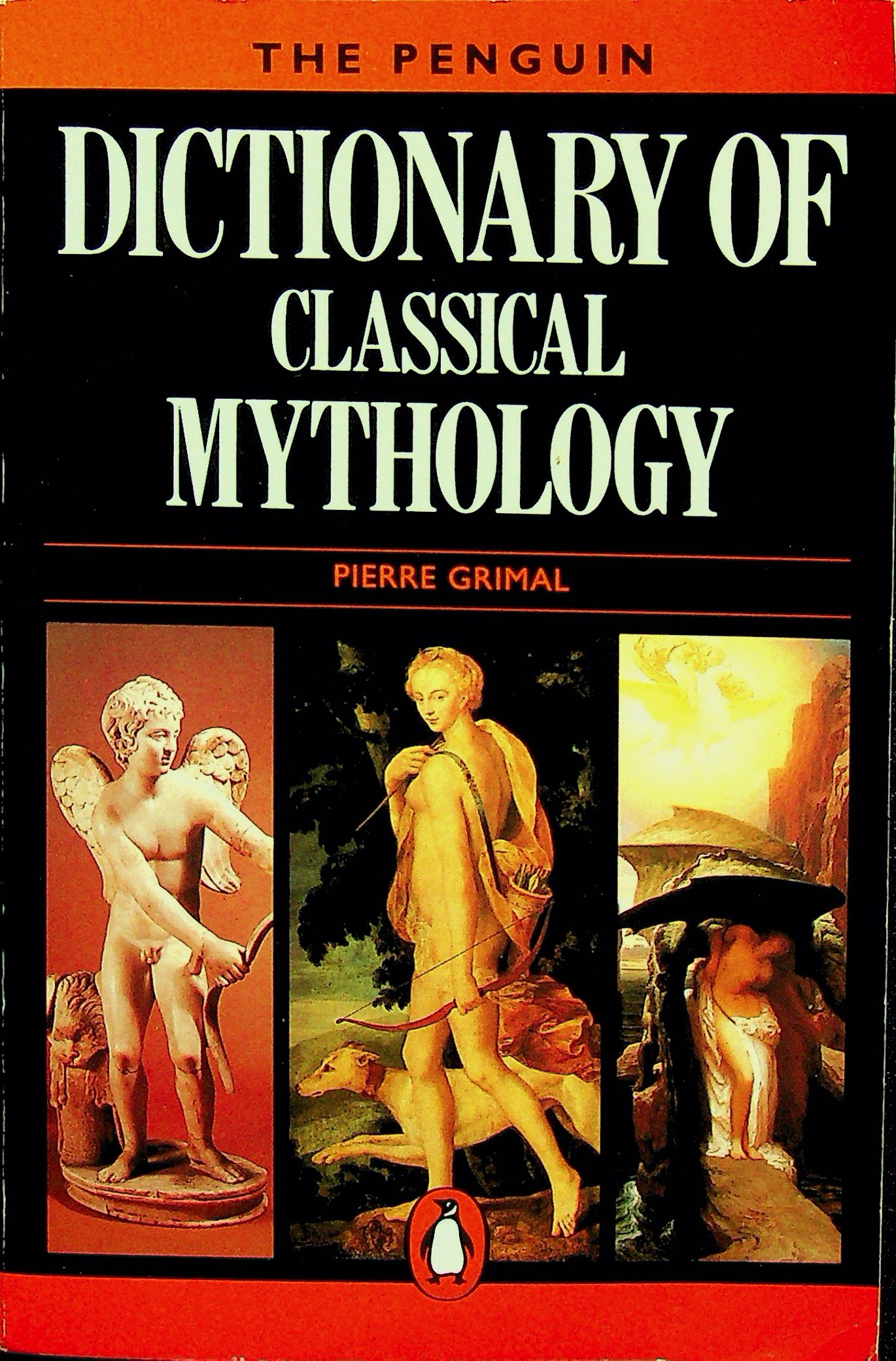 Image for The Penguin Dictionary of Classical Mythology (Penguin Dictionary)